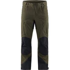 Haglöfs Rugged Mountain - Pantalon long Homme - noir/olive